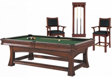 Thomas Aaron - Park Avenue Billiard Table