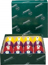 Accessories - ARAMITH POKER SET-APS - c&c balls