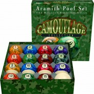 Accessories - ARAMITH CAMOUFLAGE COLLECTION BALL SET-ARCS - c&c balls