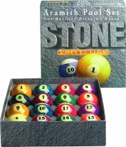 Accessories - ARAMITH STONE COLLECTION BALL SET-ARSS - c&c balls