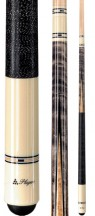 Players - Smoke stained birds-eye maple - Two Piece Cues