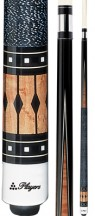 Players - Midnight Black Diamond - Two Piece Cues