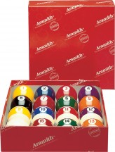 Accessories - Aramith Silk-Screened Set - c&c balls