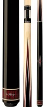 Players - Natural Stain Black - Two Piece Cues