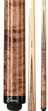 Two Piece Cues - Antique Super Birds-Eye Maple Sneaky Pete - Lucasi